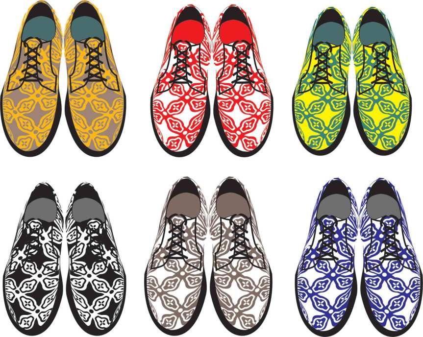 sepatu-gambar