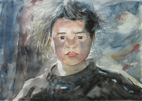 child handoko