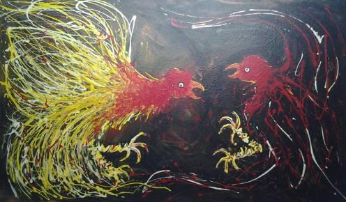 tarung ayam 2